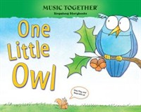 One Little Owl Storybook