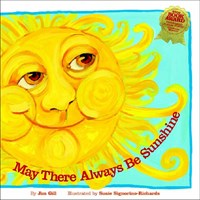 May There Always Be Sunshine Hardcover Book